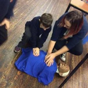 School First Aid