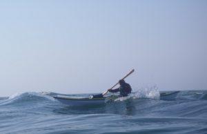 Advanced Sea Kayaking Anglesey